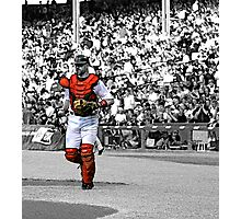 The Catcher Photographic Print
