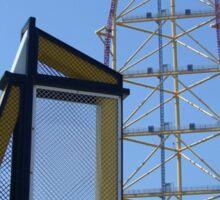 Top Thrill Dragster, Cedar Point Sticker