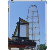 Top Thrill Dragster, Cedar Point iPad Case/Skin