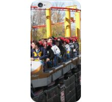 Top Thrill Dragster, Cedar Point iPhone Case/Skin