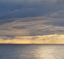 Storm Brewing over the Irish Sea. by Phil Mitchell