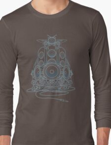 AudioHIve - Electric Long Sleeve T-Shirt