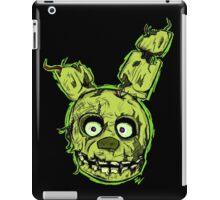 FNAF - Springtrap  iPad Case/Skin