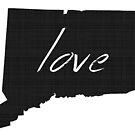 Love Connecticut by surgedesigns