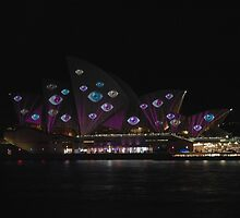 The Night Has A Thousand Eyes,Australia 2011 by muz2142