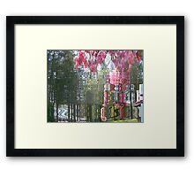 The Road to Peace   Framed Print