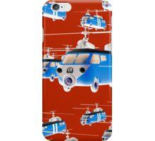 Flying Kombi iPhone Case/Skin
