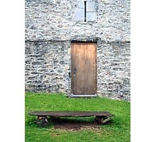Side Entrance at Ross Castle Photographic Print