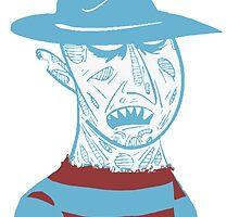 Freddy by SCarrowart
