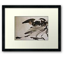 Ming's Dragon Framed Print