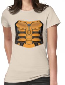 Rocket Homage Womens Fitted T-Shirt