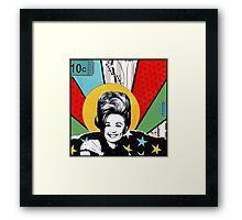 Miss Dolly Framed Print