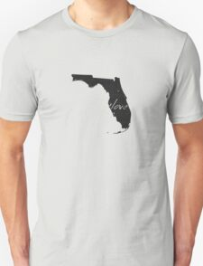Love Florida Unisex T-Shirt