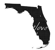 Love Florida by surgedesigns