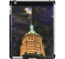 Tower Life Building San Antonio Tx iPad Case/Skin