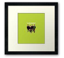 Green Album Framed Print