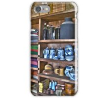 The Old Shop iPhone Case/Skin