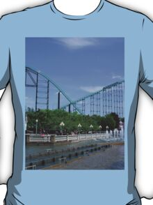 Phantoms Revenge, Kennywood T-Shirt