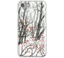 Winter Woods iPhone Case/Skin
