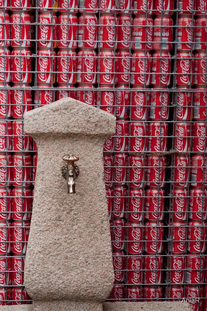 Coca Cola Tap by AniaR