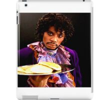 Y'all b*tches want pancakes? iPad Case/Skin