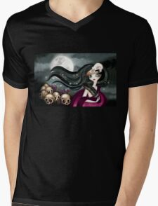 The Witching Hour Mens V-Neck T-Shirt