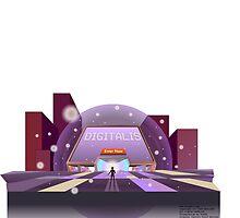Digitalis World by beyonder