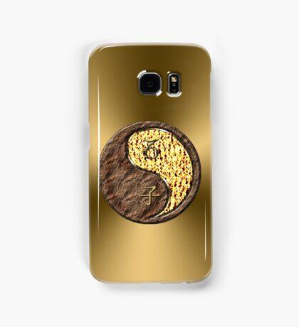 Capricorn & Rat Yang Fire Samsung Galaxy Case/Skin