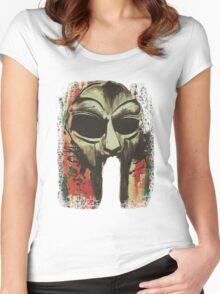 Mf DOOM Women's Fitted Scoop T-Shirt