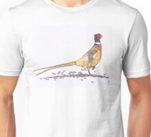 Pheasant in Caithness Unisex T-Shirt