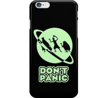 Hitchhiker's Guide to the Haunted Mansion iPhone Case/Skin