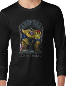 Game of Stones Long Sleeve T-Shirt