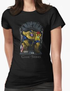 Game of Stones Womens Fitted T-Shirt