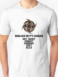 CS:GO Ninjas In Pyjamas T-Shirt