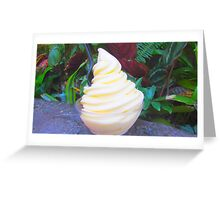 Dole Whip! Greeting Card