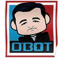 Ted Cruz Politico'bot Toy Robot 3.0 Poster
