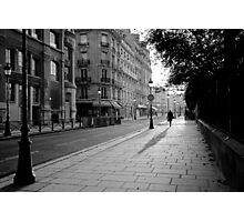 Early Morning in Paris II Photographic Print