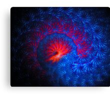 'The Fire Inside' Canvas Print
