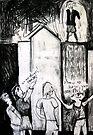 Suicide Attempt, Kings Cross by John Douglas