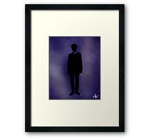 always my doctor Framed Print