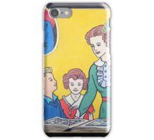Two Fantasies iPhone Case/Skin