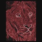 Red Lion by Vanessa Bowen