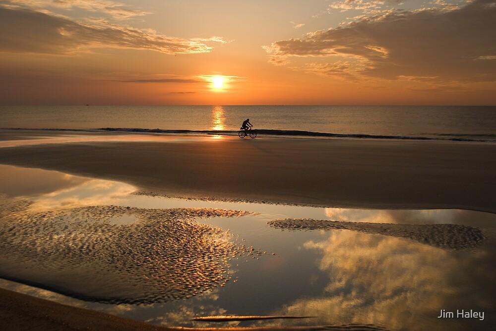 Tybee Island Sunrise by Jim Haley