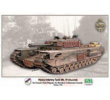 Heavy Infantry Tank Mk. IV Photographic Print