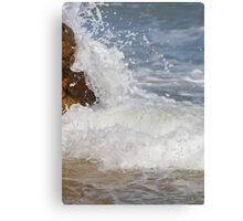 Washed Canvas Print