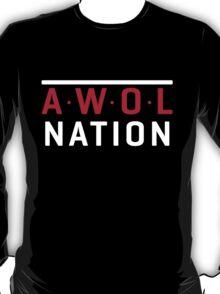 awolnation super tour T-Shirt