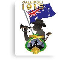 Gallipoli 1915 Canvas Print