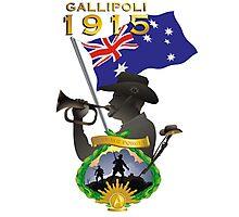 Gallipoli 1915 Photographic Print