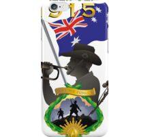 Gallipoli 1915 iPhone Case/Skin