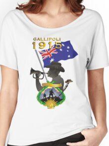 Gallipoli 1915 Women's Relaxed Fit T-Shirt